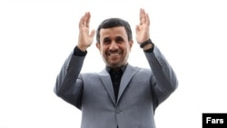 Mahmud Ahmadinejad has only said his immediate plan is to return to university teaching.