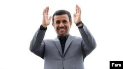 Mahmud Ahmadinejad has only said his immediate plan is to return to university teaching.