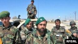 نیروهای ارتش افغانستان (عکس:RFE/RL)