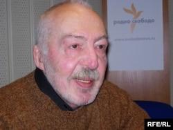 Андрей Битов в студии Радио Свобода, 2008 год