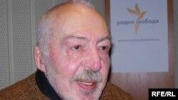 Писатель, президент Русского ПЕН-Центра Андрей Битов