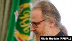 Священник Сергей Лепин