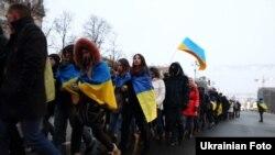 Ваша Свобода | Чи був «злив» студентського Євромайдану без політики?