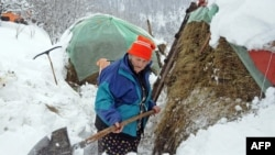 FOTOGALERIJA: Snijeg u Crnoj Gori