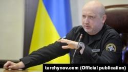 Глава СНБО Александр Турчинов