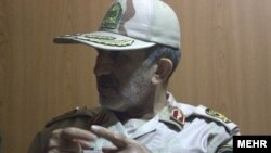 احمد گراوند، جانشین فرماندهی مرزبانی نیروی انتظامی ایران