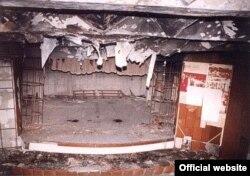 Mrkonjić, sala ZAVNOBiH-a danas je ruševina