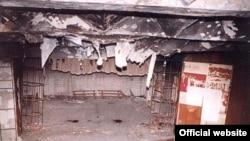 Uništena kuća u kojoj je održano prvo zasijedanje ZAVNOBIH, Mrkonjić Grad
