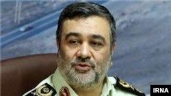 حسین اشتری فرمانده نیروی انتظامی جمهوری اسلامی