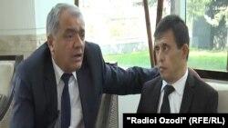 Аловуддин Абдуллоев бо Маҳмадулло Кабиров