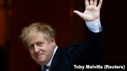 Kryeministri i Britanisë Boris Johnson
