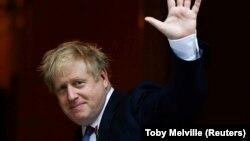 Прем`єр-міністр Великої Британії Борис Джонсон
