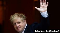 Boris Johnson, la 28 octombrie, la o întâlnire pentru strângerea de fonduri pentru campania electorală
