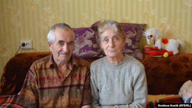 Александр и Полина Бауэр в 2017 году