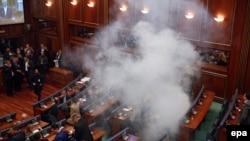 Pamje nga seancat e Kuvendit të Kosovës