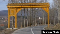 Poarta care duce la Dalnic