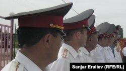 Kyrgyzstan -- police. the policеman, militia, 4 November 2011