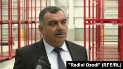 Одил Бобоев, коршиноси пешбари бахши сохтмонии фурудгоҳи Душанбе.