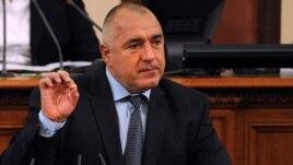 Former Prime Minister Boyko Borisov