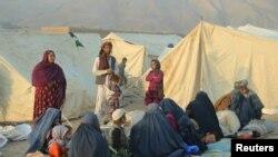 بلخي: څه باندې یو میلیون افغانان په کور دننه بېځایه شوي.