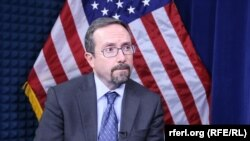 U.S. Ambassador to Afghanistan John Bass