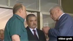 Ўзбекистон ва Россия ички ишлар вазирлари Тошкент мулоқотида.