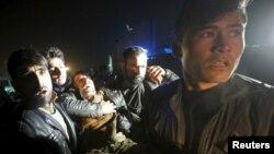 قربانی شدن غیرنظامیان افغان، از جمله در موج حملات انتحاری، همچنان ادامه دارد؛ در تصویر چهارم ژانویه، انفجاری در کابل