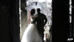 Сирия: любовь среди руин