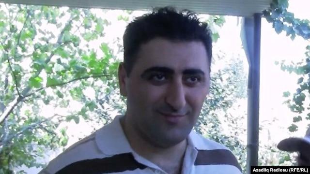 Former Azerbaijani army officer Ramil Safarov