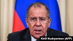 Serghei Lavrov.