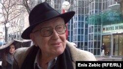 Branko Lustig prisustvovao polaganju vijenaca povodom Međunarodnog dana sjećanja na žrtve holokausta