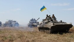 Украиналык аскерлер