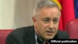 Шефот на ОБСЕ во Косово Жан Клод Шлумберже