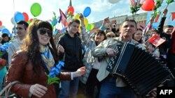 Ռուսաստան - Մայիսմեկյան շքերթ Մոսկվայում, արխիվ