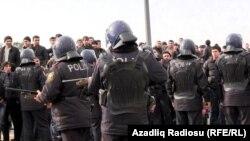 Акция протеста в Торговом центре «Бина» - 19 января 2013