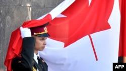 В уряді Канади пояснили продовження перебування в Україні тренувальної місії UNIFIER для українських військових поточною безпековою ситуацією в регіоні
