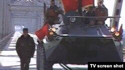 Советийн Пачхьалкх, Чиллан-бутт 15-де, 1989-гIа шо. Советийн эскарш арадохуш ОвхIанистанера.