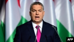 "Hungarian Prime Minister Viktor Orban did not specify how George Soros's Central European University was ""cheating."""