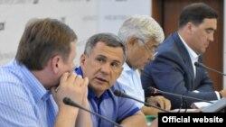 Нефть саммиты президиумы