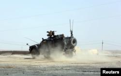 Американський спецназ поблизу Мосула. 21 червня 2017 року