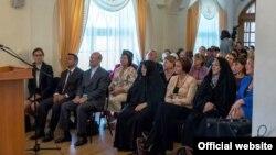 Иран һәм Татарстан хатын-кызлары дуслыгы атналыгы ачылышы