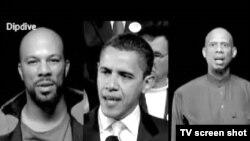 Барак Обама отметился и на Webby, сам того не подозревая
