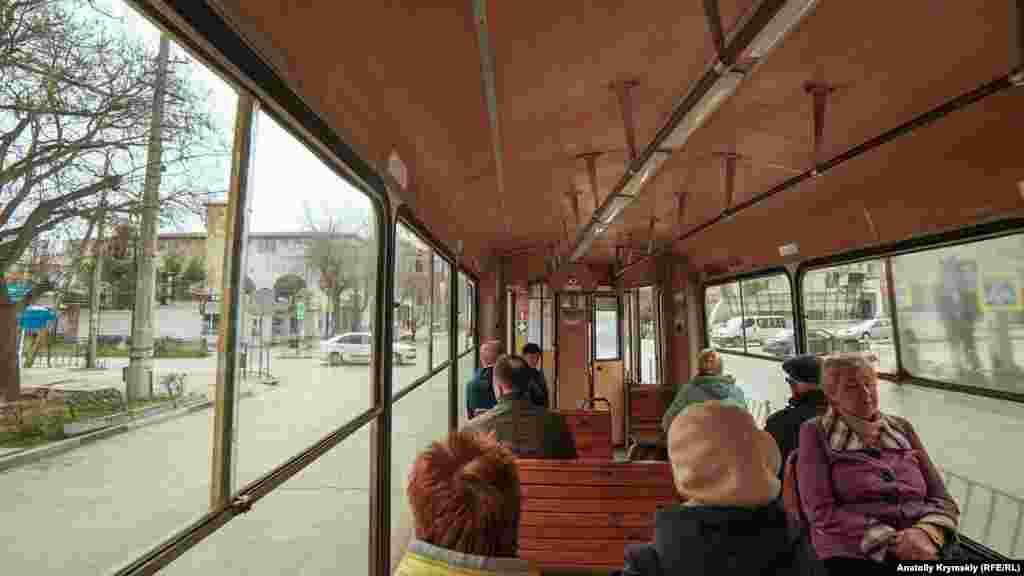 Маршрут трамвая №3