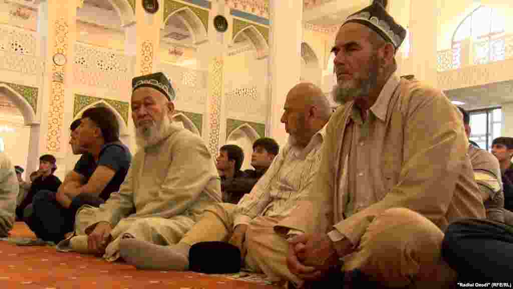 Таҗикстан башкаласы Дүшәмбедә