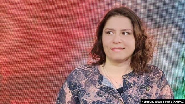 Анна Дарган