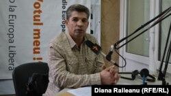 Avocatul Stepan Popovschi în studioul EL la Chișinău