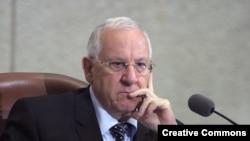 ისრაელის პრეზიდენტი რეუვენ რივლინი