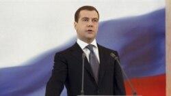 Medvedyev martın 2-də keçirilən prezident seçkisində 70 faizdən çox səs toplayıb