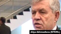 Владимир Божко, министр по чрезвычайным ситуациям Казахстана.