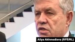Қазақстанның төтенше жағдайлар министрі Владимир Божко.
